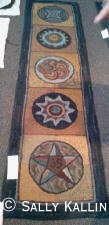 Pine Island Primitives Geometric Designs